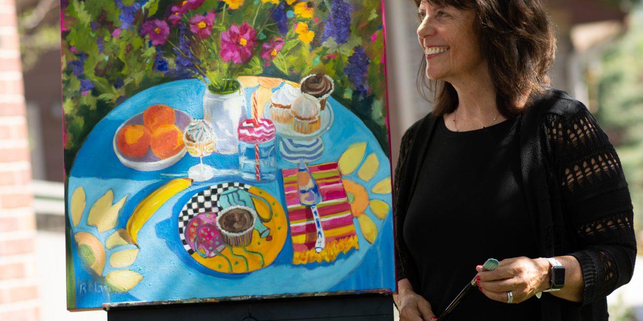 Porch Portraits: Rebecca
