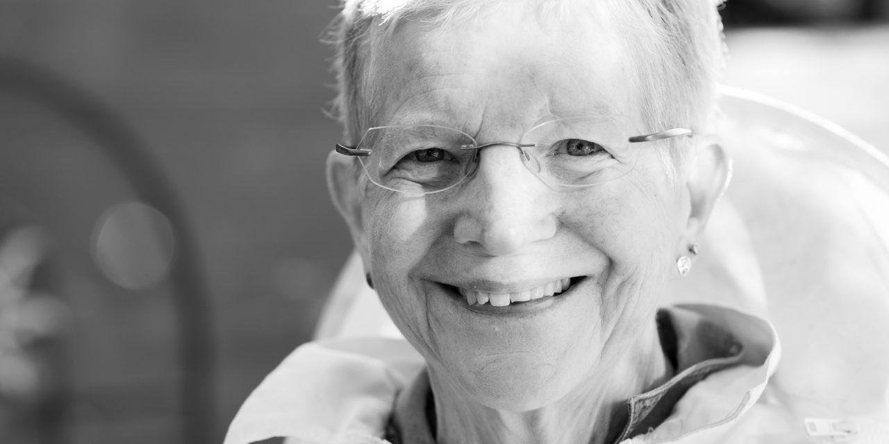Portraits: Mary Ellen